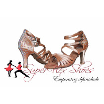 Zapatos De Baile Flexibles (salsa Bachata Tango Ballroom)
