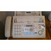 Teléfono Fax Panasonic Kx-fp703ag