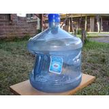 Bidon Para Dispenser Agua Con Manija 12 Litros Impecable Estado Limpio San Bernardo