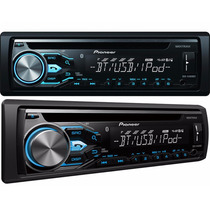 Stereo Pioneer Deh 4800bt Usb Mp3 Cd Bluetooth Am Fm Mixtrax