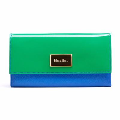 Deli Green & Blue