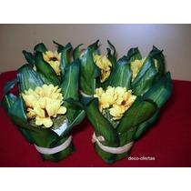 Souvenirs / Ramo / Ramos Plantas Artificiales $ 40 C/u