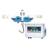 Balanza Industrial Digital Colgante Kretz Rielera 600 Kg 220v Plateado