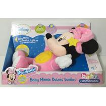 Peluche Minnie Good Night 35 Cm Tuni 65343