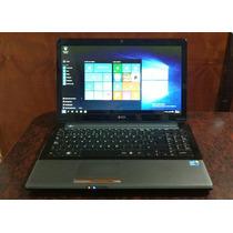 Notebook Exo Alta Gama Windows 10 Blb3 I3 4gb Ram Disc 320gb