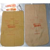 Funda Calzados Guante, Con Publicidad.