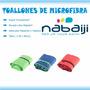 Toallon De Microfibra (130x80cm) Seca Súper Rápido (córdoba)