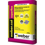 Adhesivo Pegamento Weber.col Super Flex X 30 Kgs * Oferta
