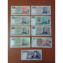 Colección Pesos Argentinos Serie A