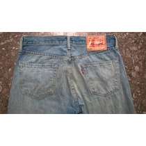 Jeans Levis 501 Hombre Importado W31 L30