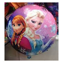 Globo Decoración Frozen Metalizado 18pulgadas Disneyoriginal