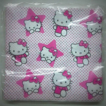 Pack 20 Servilletas Importadas Kitty Cotillón Decoupage