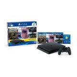 Consola Ps4 Slim 1tb + Days Gone + Detroit + Rainbow Six Siege