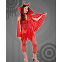 Disfraz De Diabla