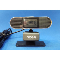 Webcam Noga Con Micrófono Hd Ngw-720