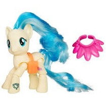 My Little Pony Miss Pommel Articulada Con Accesorios Hasbro