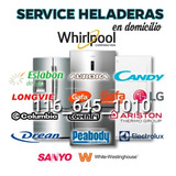 Service Heladera Carga Gas Urquiza Devoto Liniers Flores Ta