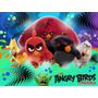 Kit Imprimible Angry Birds La Pelicula Candy Bar Cotillon