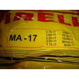 Camara Ma-17 Pirelli Desde 2.75-90/90-17 En Mtc Motos