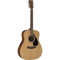 Guitarra Electroacústica Yamaha Fx310aii Natural Nueva Funda