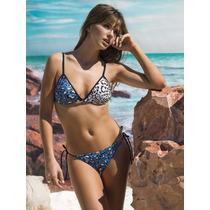 Bikini Malla Sweet Lady Triangulo Colaless Print Victorian
