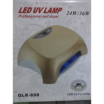 Cabina Uv Led Uñas Gelificadas/semi-permanente Oferta!!