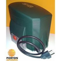 Enchufa Y Usa Solo Adicional A Kit Comprados Portonautomatic