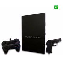 Family Game Alien 2 Completo +2 Joysticks +pistola +juegos !