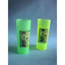 Vasos Plasticos Personalizados Ben10 Lavables 10u