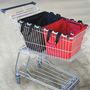 Bolsa Para El Carrito (chango) Supermercado Con Funda