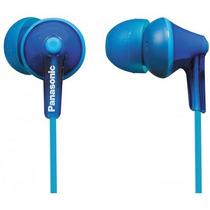 Auriculares In Ear Panasonic Blanco Rp-hje125