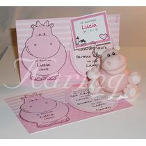 Hipopotamos Souvenir Nacimiento, Baby Shower, Bautismo
