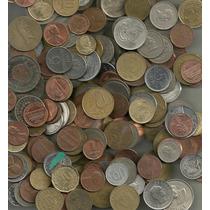 Lote De 1 Kilo De Monedas De America, A Revisar!!!