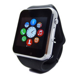 Reloj Inteligente Smartwatch Gsm Camara Sd Chip Camara F