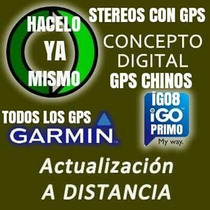 Actualiza Tu Gps Chino Igo8 Primo O Tu Auto Desde Tu Casa