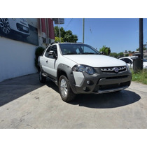 Anticipo$25.000 Y Cuotas-fiat Strada Adventure Doble Cabina