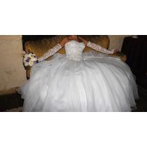 Vestido De Novia Y 15 Corte Princesa