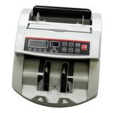Contadora Billetes Maquina Cuenta Dinero Detector Falsos Uv