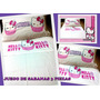 Juego De Sabanas 3 Piezas Hello Kitty