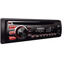 Stereo Pioneer Deh-x1750ubp 50w Usb Aux Android Ios Oferta