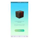 Pokemon Lets Go - Pokemon Go , Caja Misteriosa Meltan