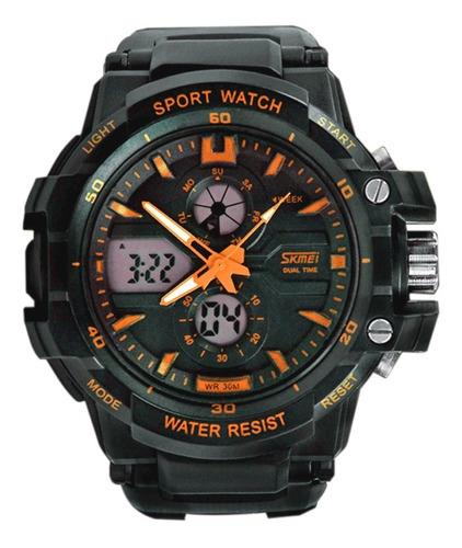Reloj Skmei 0990 Sumergible Deportivo Digital Hombre / Mujer