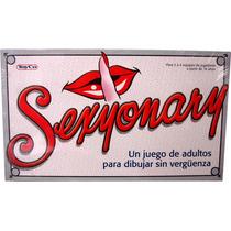 Sexyonary Juego De Mesa - Minijuegosnet