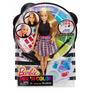Barbie Estudio De Colores Mix