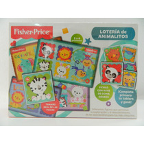 Fisher Price Memo Test O Loteria De Animalitos Tapimovil