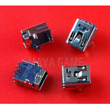 Conector Dc Jack Power Sony Ps3 Play Camara Mini Usb Garmin
