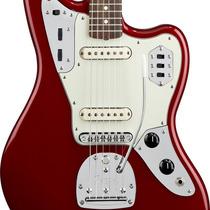 Fender Guit. Jaguar Classic Player Special, Rwn, C/funda