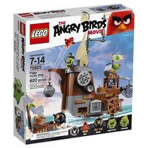 Lego Angry Birds Piggy Pirate Ship (75825)