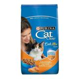 Alimento Cat Chow Delimix Gato Adulto 1kg