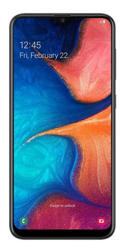 Samsung Galaxy A20 32 Gb Negro 3 Gb Ram
